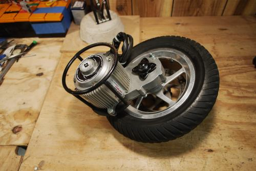 small resolution of since the 1000w motor was pretty important to making my super scooter super i m going to take some time and analyze the motor and gearbox assembly