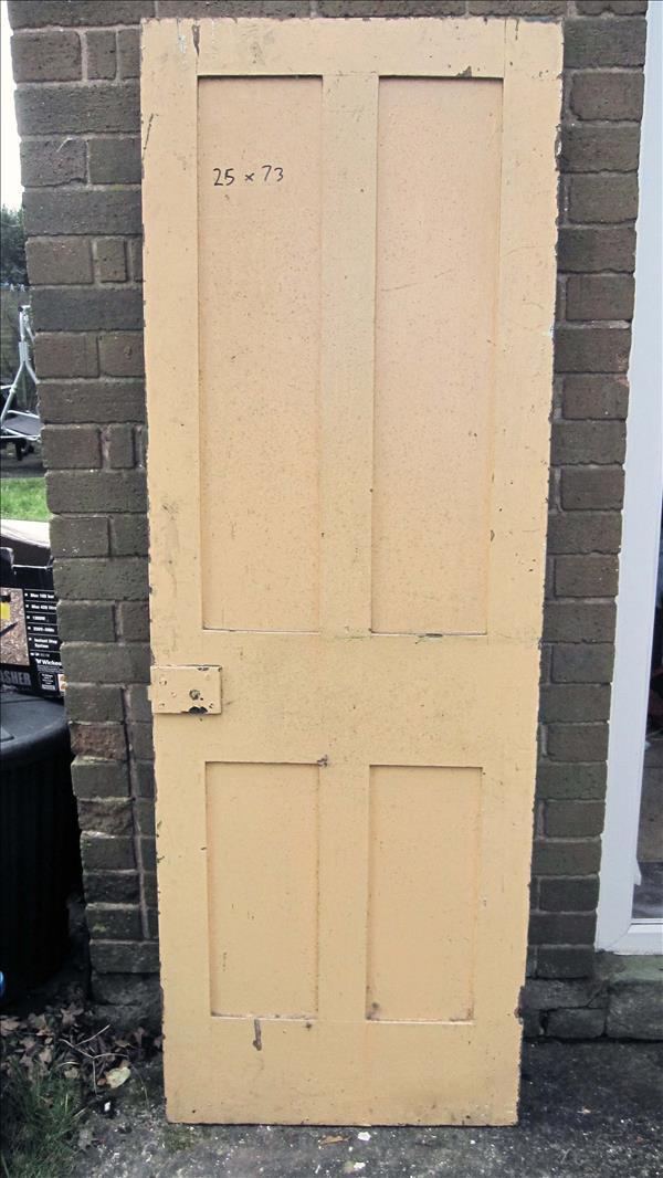 Tudor Reclamation and antiques Shrewsbury - Victorian Door & Victorian Internal Door 25\