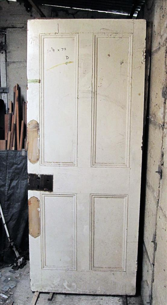 Tudor Reclamation and antiques Shropshire - Victorian DoorTudor Reclamation and antiques Shropshire - Victorian Door & Victorian Internal Door 30.75\