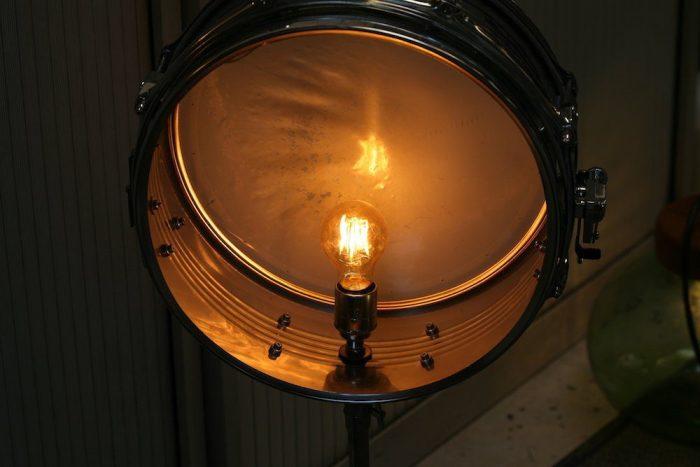Lamp making workshop in Brighton