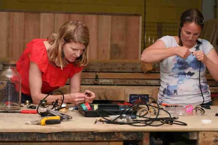 Lamp making workshops