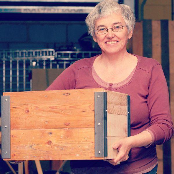 Making a wooden box workshop in brighton