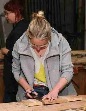 woodworking short course in sussex