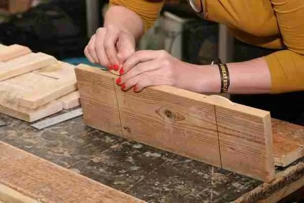 joining wood using a biscuit cutter in Brighton