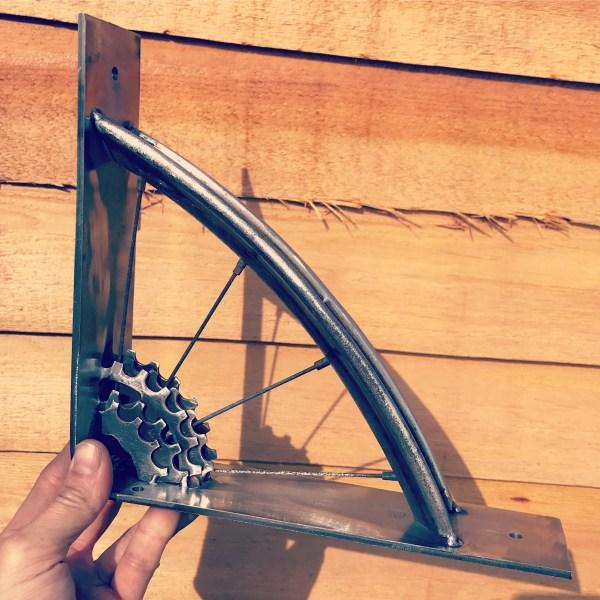 Vintage Bicycle shelf bracket
