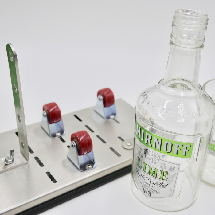 Salvage Sister Bottle cutter