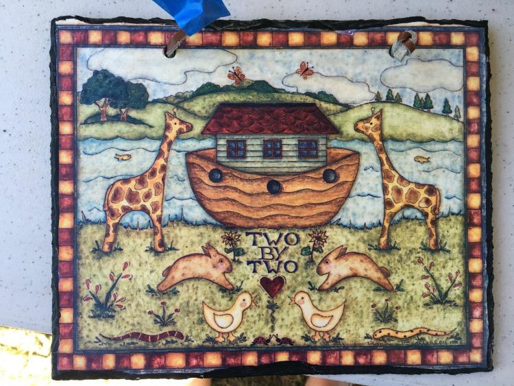 Pieces Noahs Ark Found