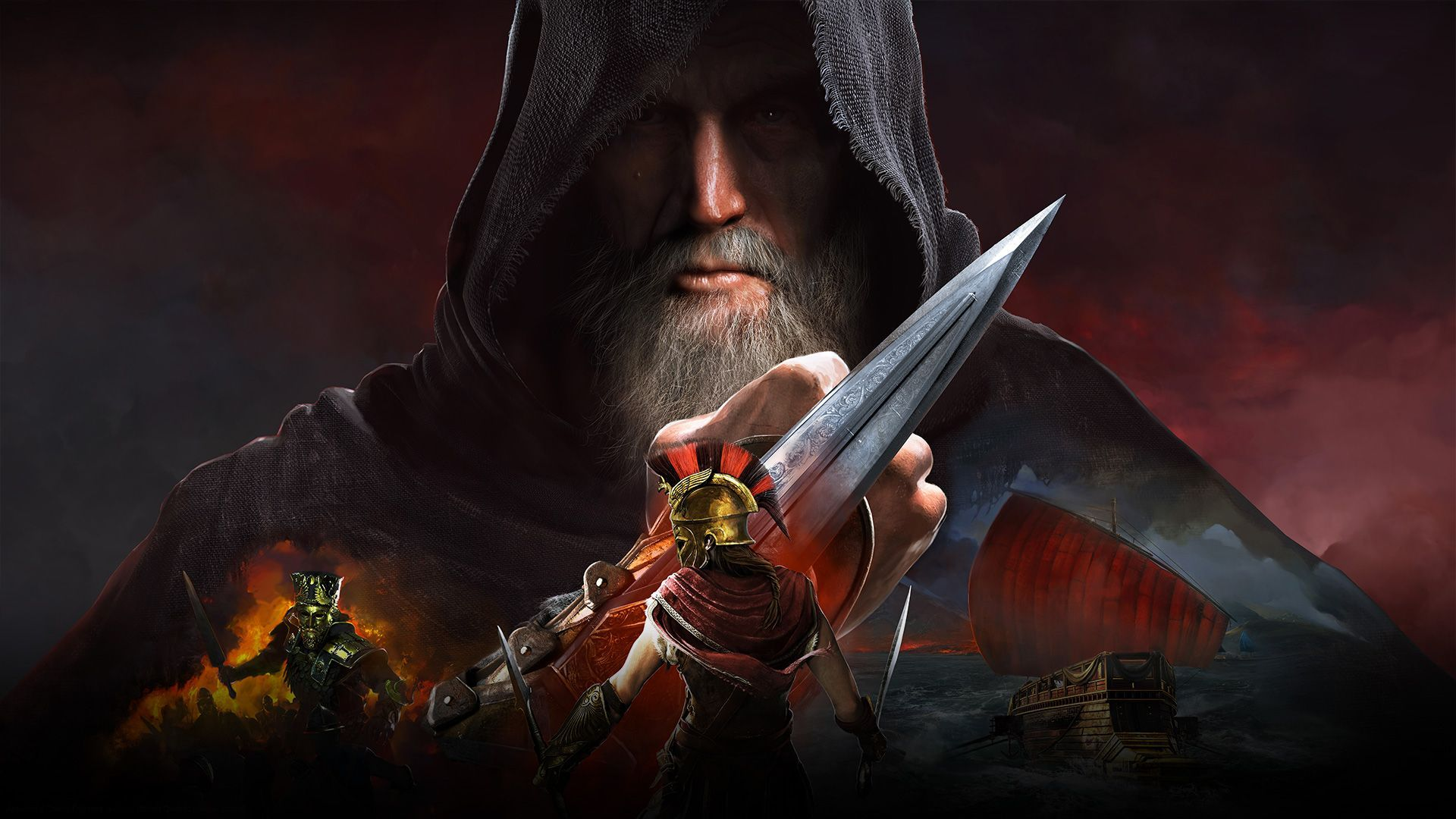 Darius AC Odyssey