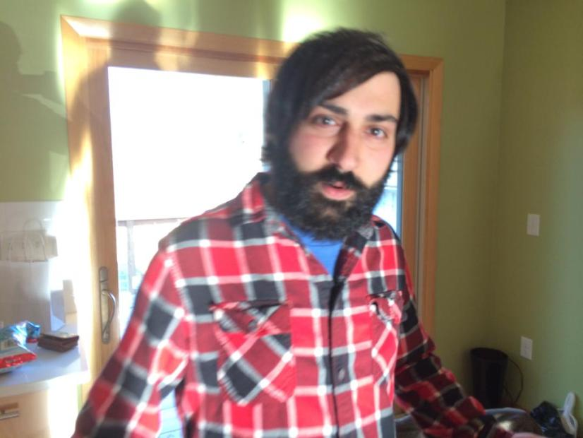 2014-12-07 Recording - Matt J on a break