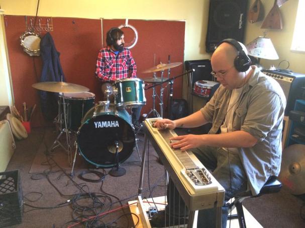 2014-12-07 Recording - Matt J and Andy play
