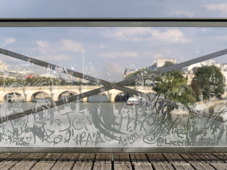 Bridge of Love - Paris