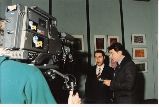 Intervista TG1