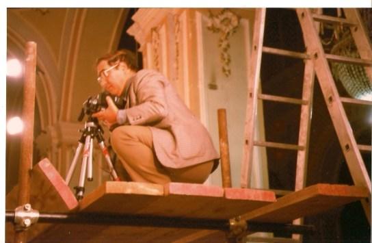 fotografando Della Robbia