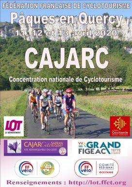 Sortie Pâques en Quercy 10-13/04/20 Annulée pour cause de COVID 19