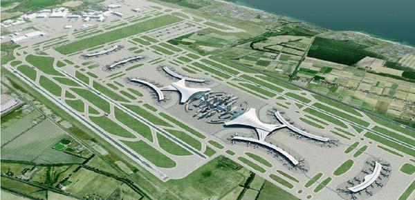 Il progetto di raddoppio dellaeroporto di Fiumicino  www