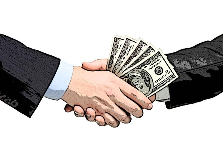 Corruzione: l'offerta deve avere determinati requisiti