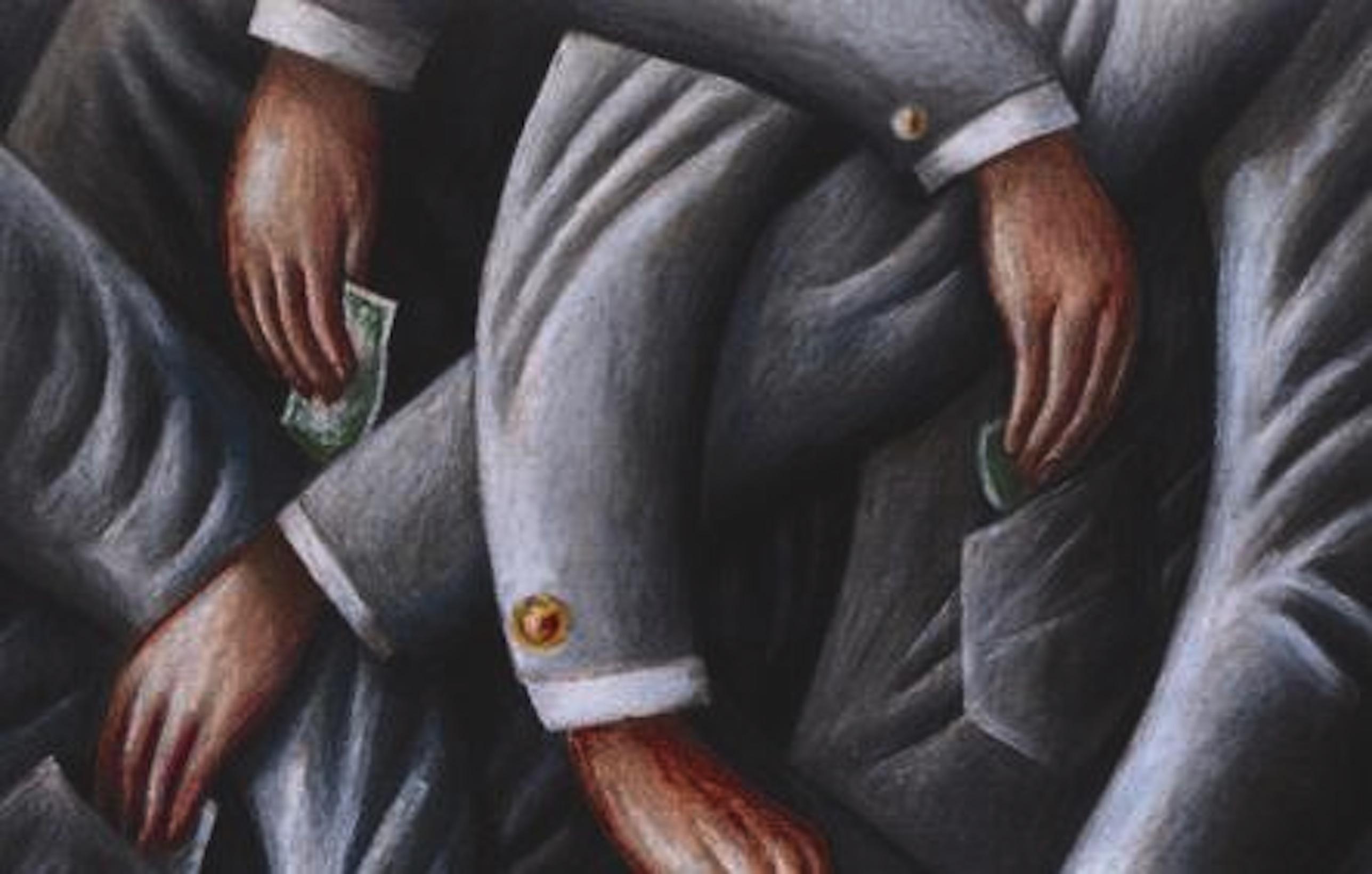 La corruzione, osservata speciale della Corte dei conti