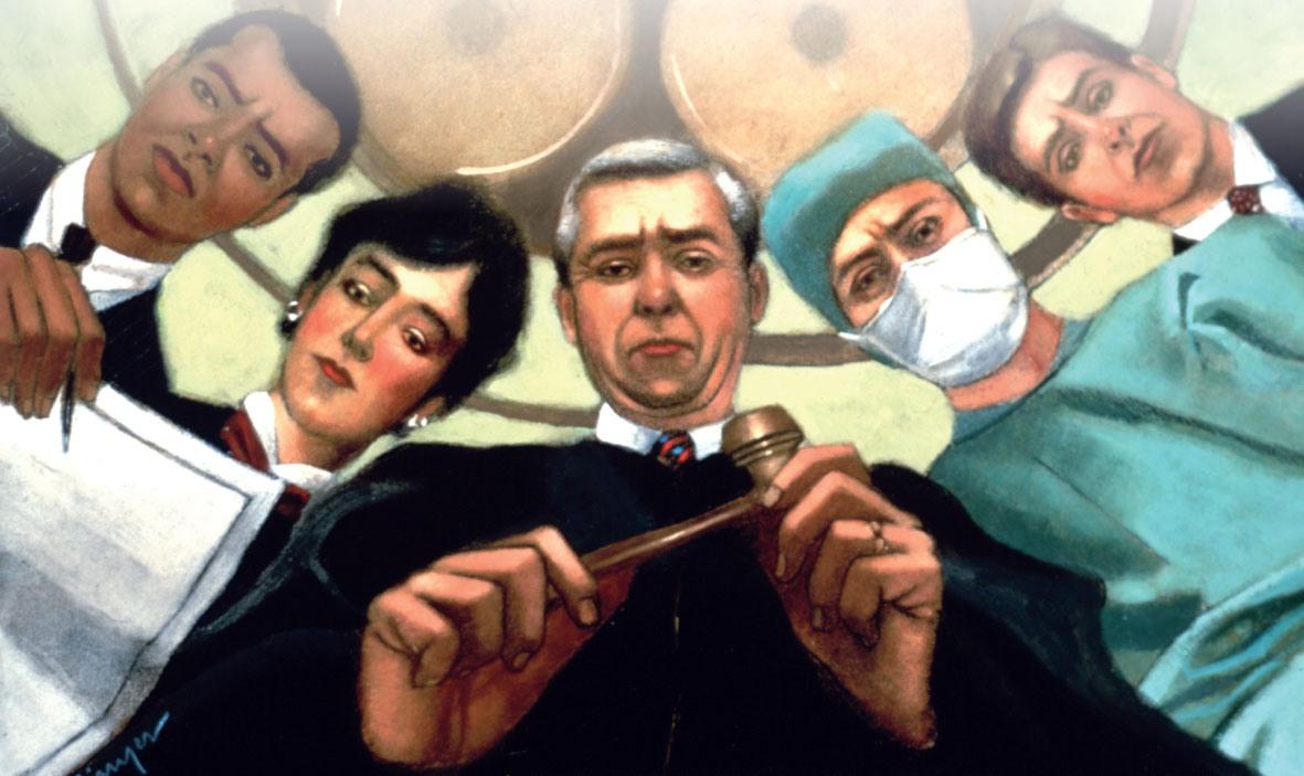Consenso informato: il diritto di scelta da parte del paziente