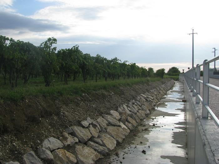 Scolo delle acque tra fondi confinanti: disciplina e mezzi di tutela