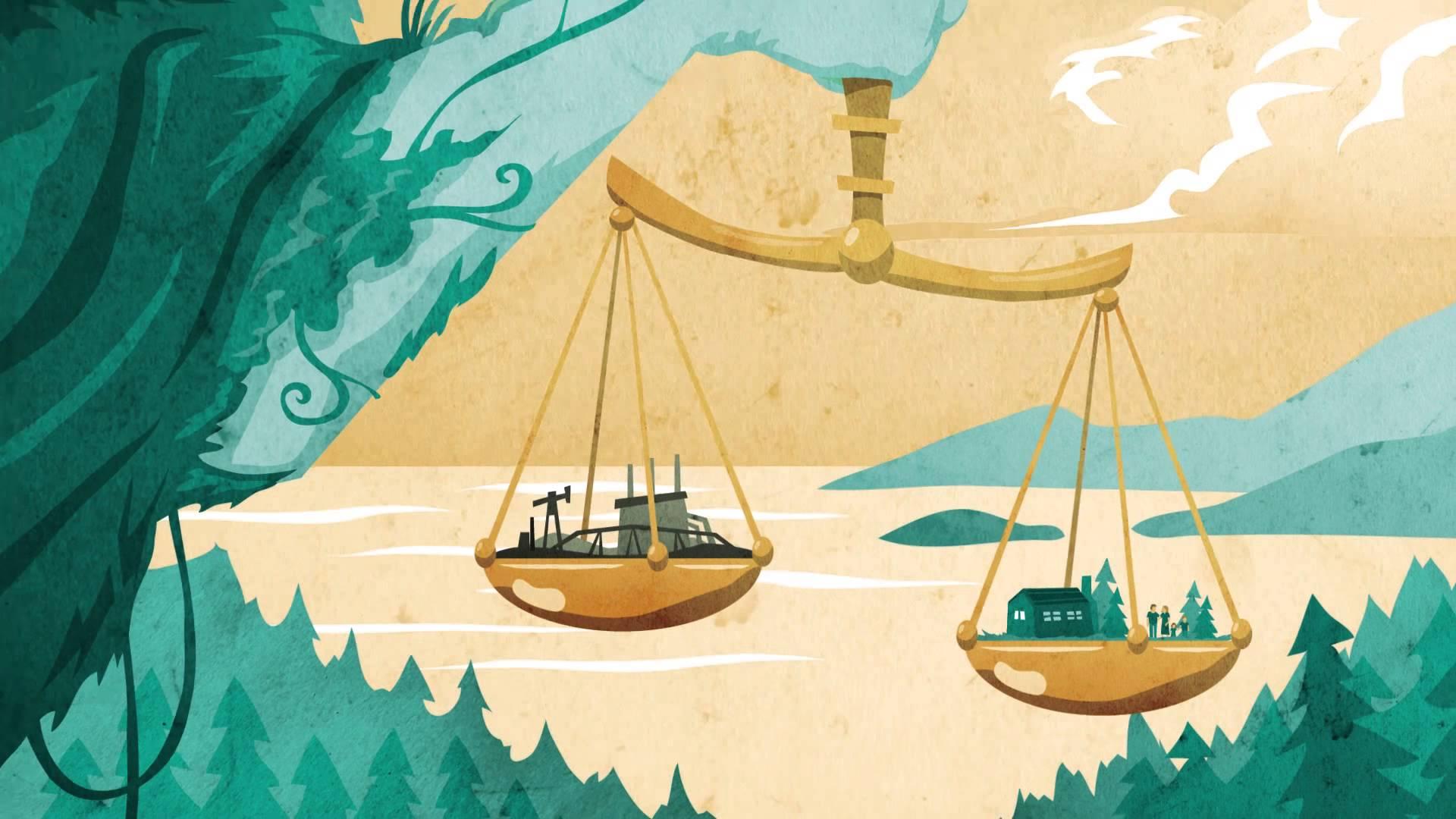 L'ambiente come limite alla proprietà privata