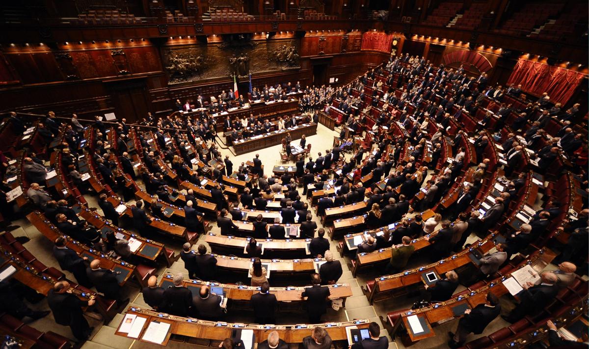 Il sistema della fiducia fra Parlamento e Governo, in breve