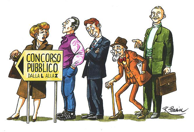 Riforma concorsi: profili di incostituzionalità?