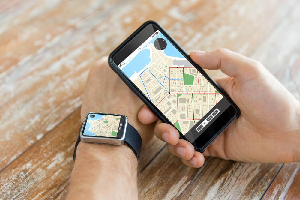 I sistemi GPS non possono violare la privacy degli utenti