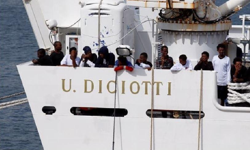 """Il Caso """"U.Diciotti"""", Salvini: la richiesta del Tribunale dei Ministri"""