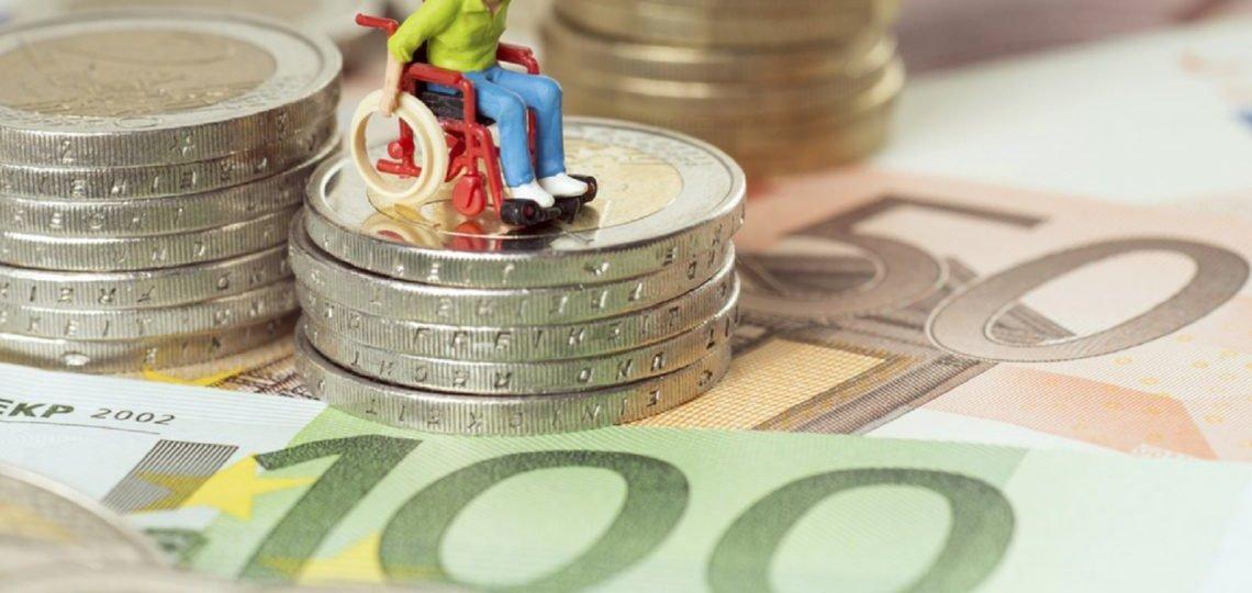 Pensione d'invalidità, restituzione di somme indebitamente percepite