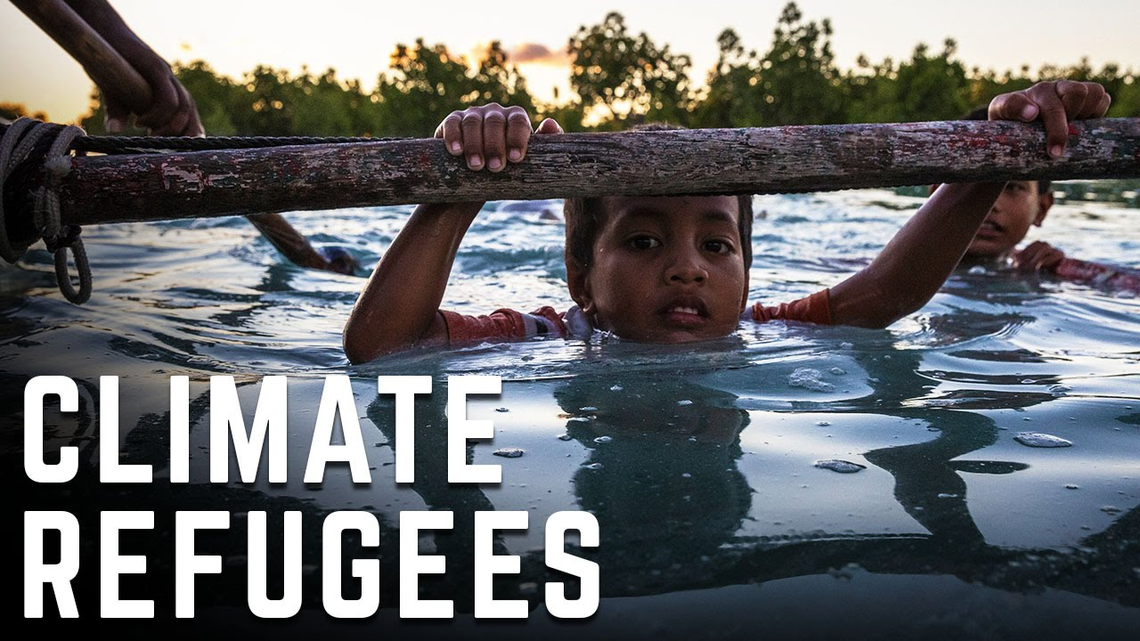 What protection for the so-called climate refugees?