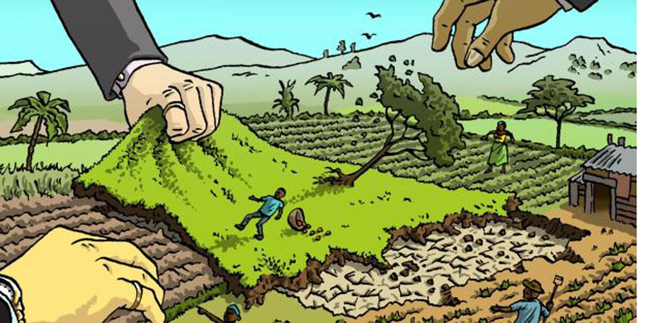 L'indennità di esproprio è commisurata al valore reale del terreno agricolo