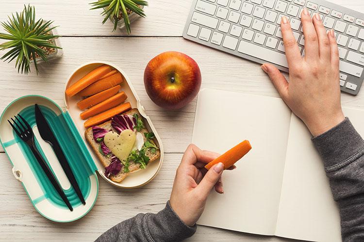 Lo smart worker ha diritto ai buoni pasto?