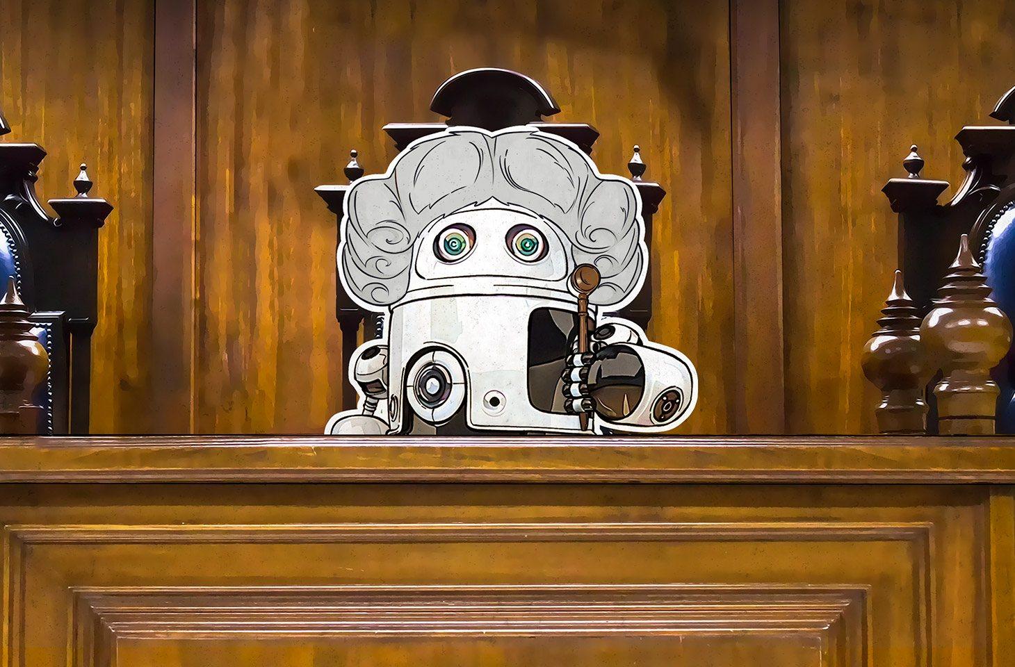 Cervelli elettronici e giustizia: macchina e coscienza