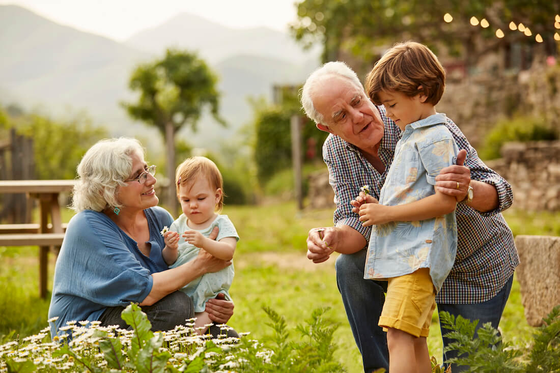 Il diritto dei minori di mantenere un rapporto significativo con i nonni