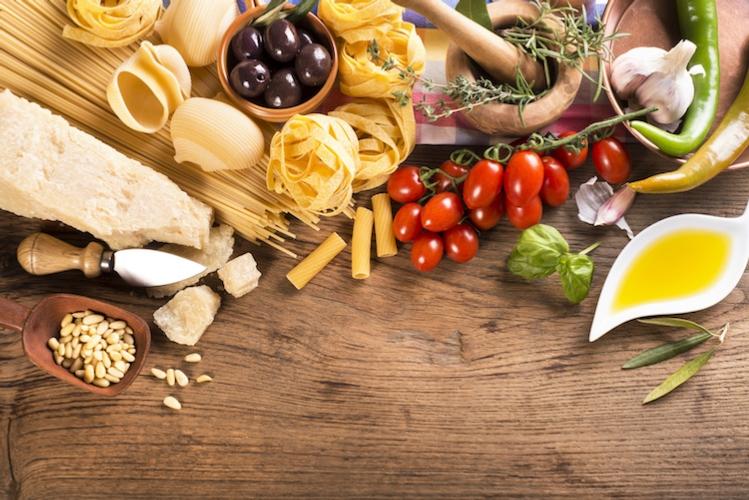 Lo spazio della materia agroalimentare