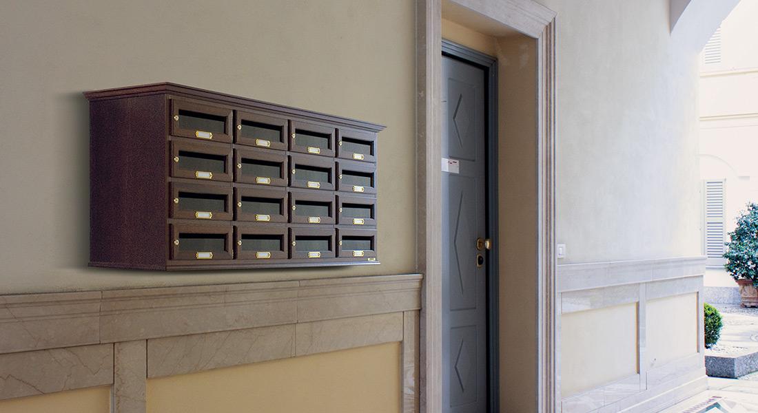 Le cassette postali in condominio, dove metterle e perché: la parola alla legge