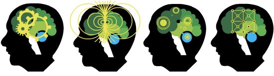 Different representations of consciousness