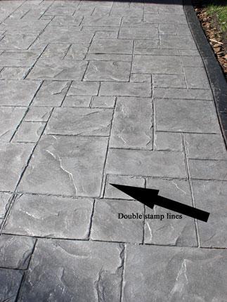 Grinding Down Concrete Patio