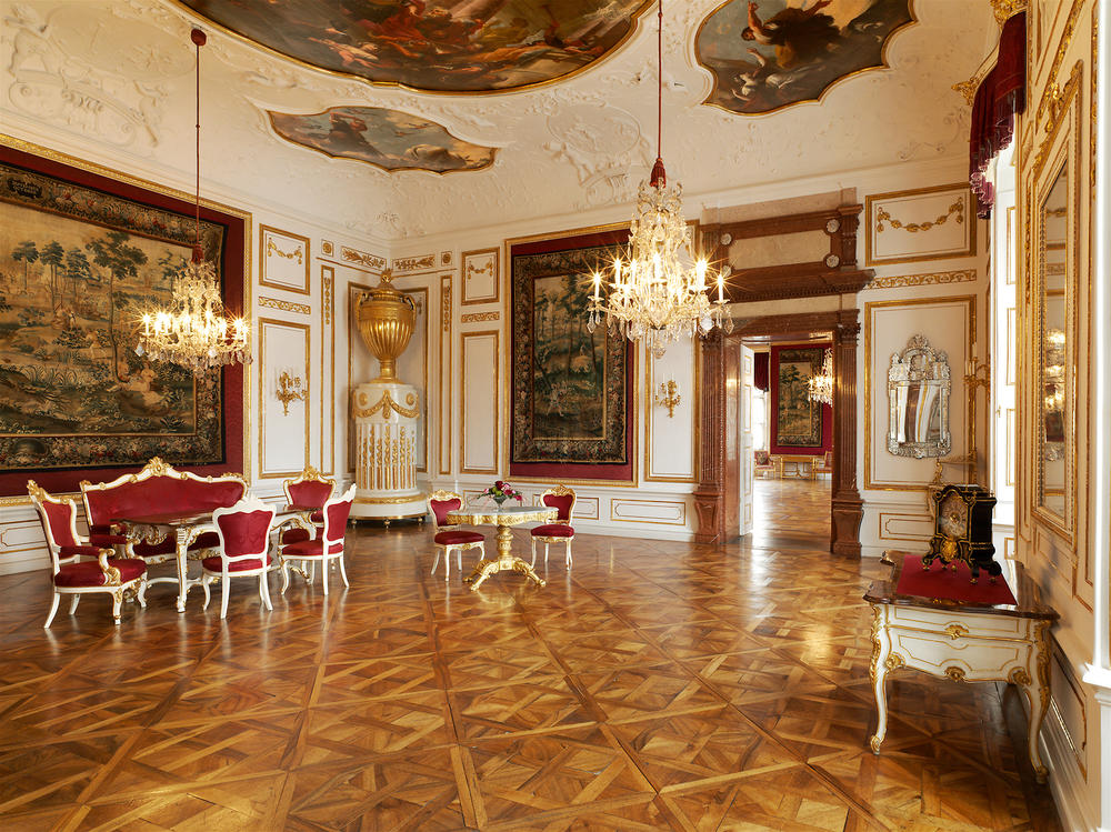 Salzburg Residenz Palace Top event location in Salzburg