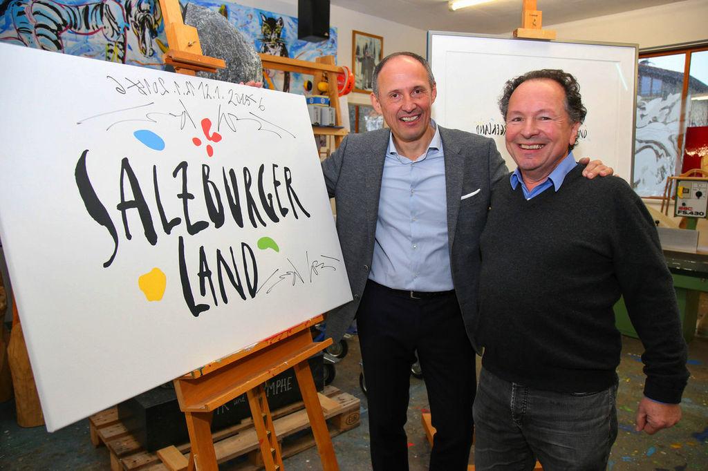 Johann Weyringer SalzburgerLand Tourismus