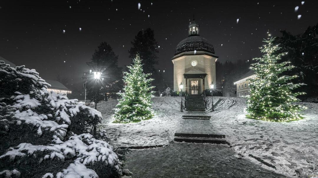 Silent Night Tour Advent In Salzburg Salzburginfo