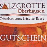 Gutschein Salzgrotte Oberhausen