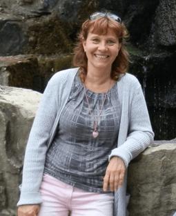 Iris Riesener - Entspannung in der Salzgrotte Oberhausen