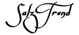 Logo der Website Salz Trend - www.salz-trend.de