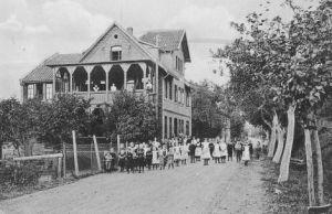 Jungenhaus ca. 1910