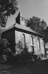 Die Kapelle St. Jacobus