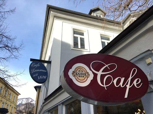 Café Ramsauer Bad Ischl