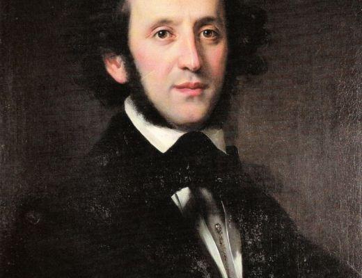 Felix Mendelssohn-Bartholdy reiste durch das Salzkammergut