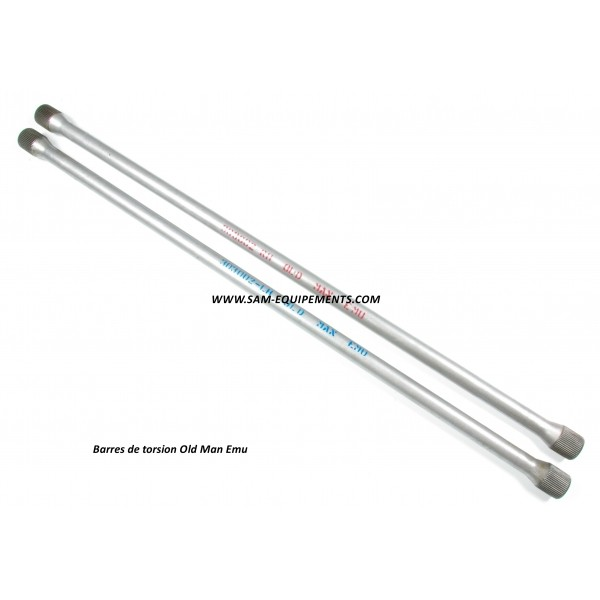 barres de torsion OME, barres de torsion 4x4, suspension