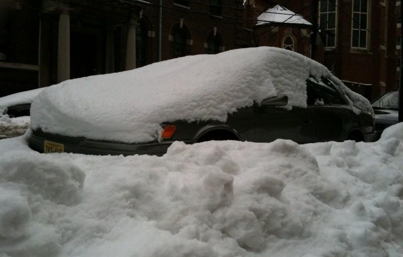 Latest piece of gear (snow proof)